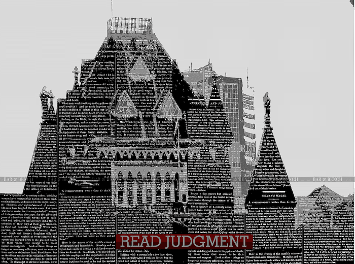 Bailiff Report on Court Summons not a Public Document under Indian Evidence Act, Bombay HC [Read Judgment]