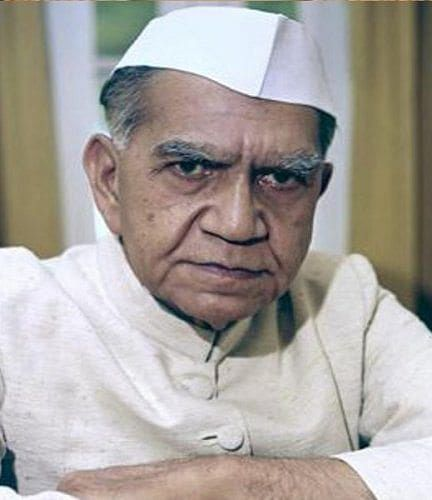 "Fakhruddin Ali Ahmed was India's fifth President from 1974-77. <span style=""color: #993366;""><a href=""http://anextweb.com/wp-content/uploads/2013/06/Fakhruddin-Ali-Ahmed.jpg"" style=""color: #993366;"">Source</a></span>"
