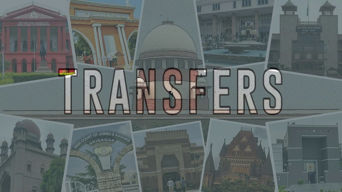 Centre signs off on transfers of six High Court judges