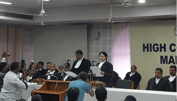 Justice B Pugalendhi sworn in as Additional Judge of the Madras High Court