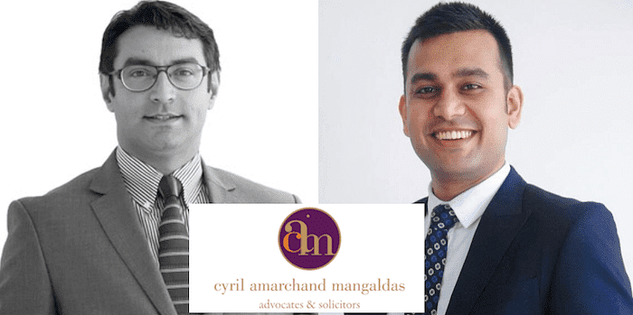 Cyril Amarchand Partners Kirat Singh and Rishi Anand resign