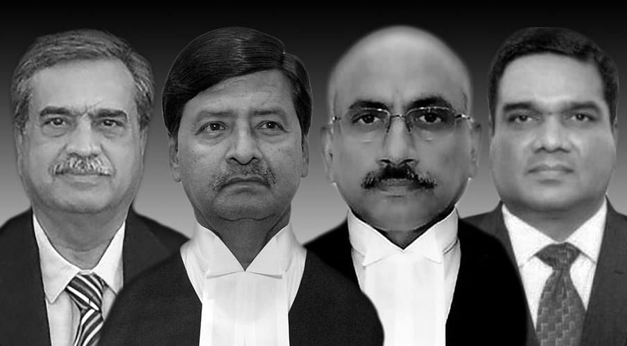 Four new Judges sworn into Supreme Court, Working strength rises to 28 Judges