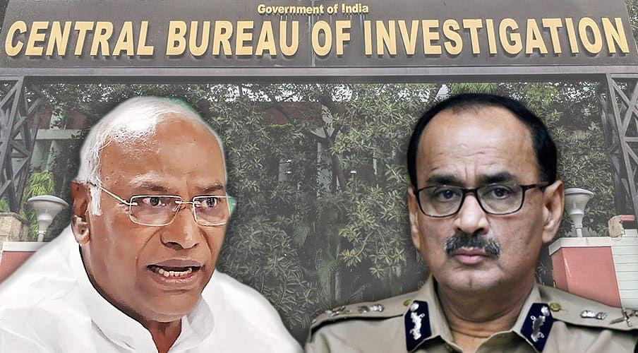 CVC, DoPT orders illegal and malafide, Mallikarjun Kharge joins CBI battle