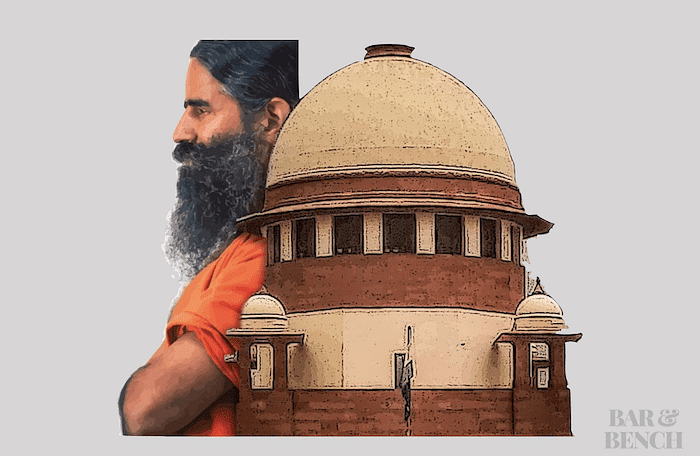 "Restriction on publishing ""Godman to Tycoon: The Untold Story of Baba Ramdev"" challenged in SC"