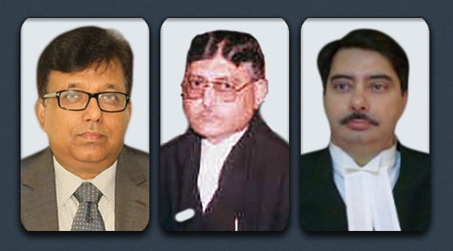 Acting Chief Justices appointed to three High Courts [Read Notifications]