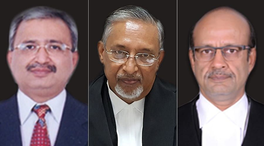 Centre notifies transfer of three High Court judges [Read Notifications]
