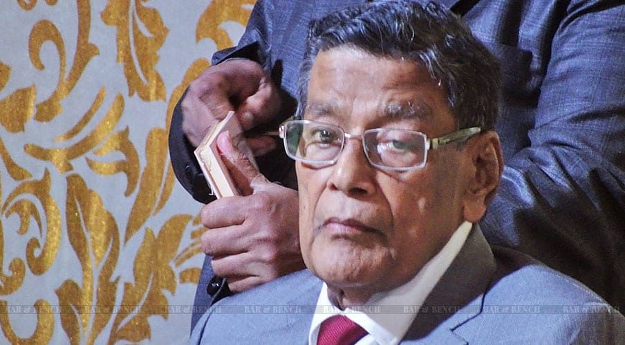AG KK Venugopal bats for contingent fee, litigation funding to ease access to justice