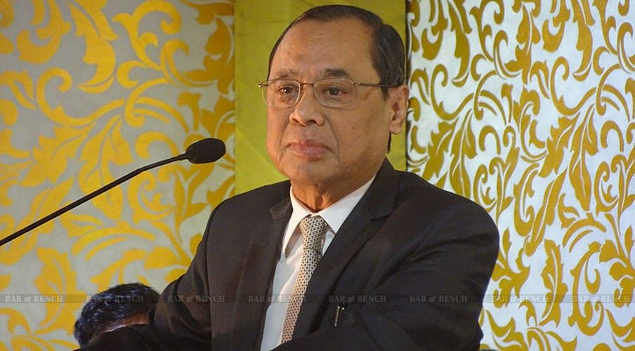"""Where are the Judges ?"", CJI Ranjan Gogoi miffed with mentioning of cases"