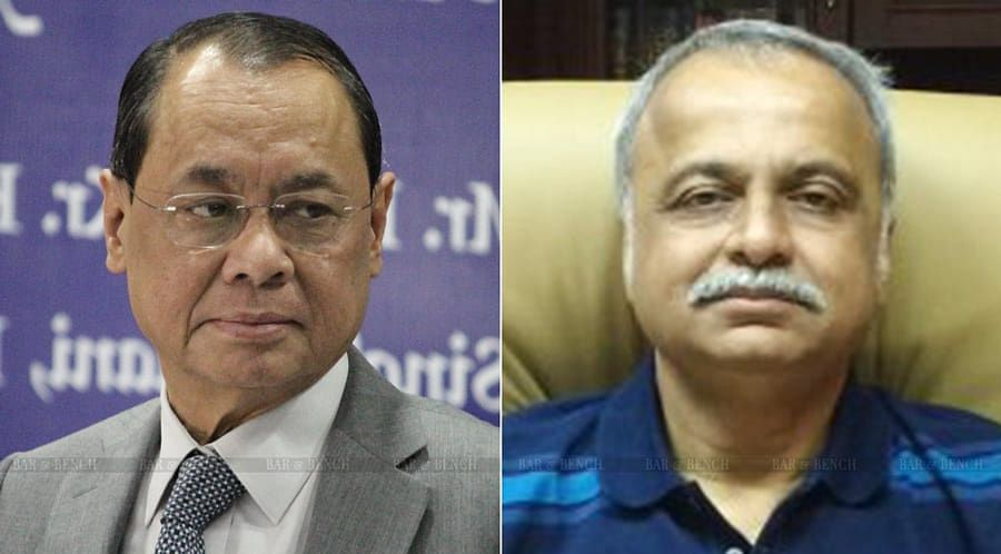 Gujarat Government delaying appointment of Judges, Yatin Oza writes to CJI Ranjan Gogoi