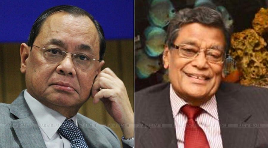 AG KK Venugopal refuses sanction for contempt of court case against former CJI Ranjan Gogoi; says statements for the good of the institution