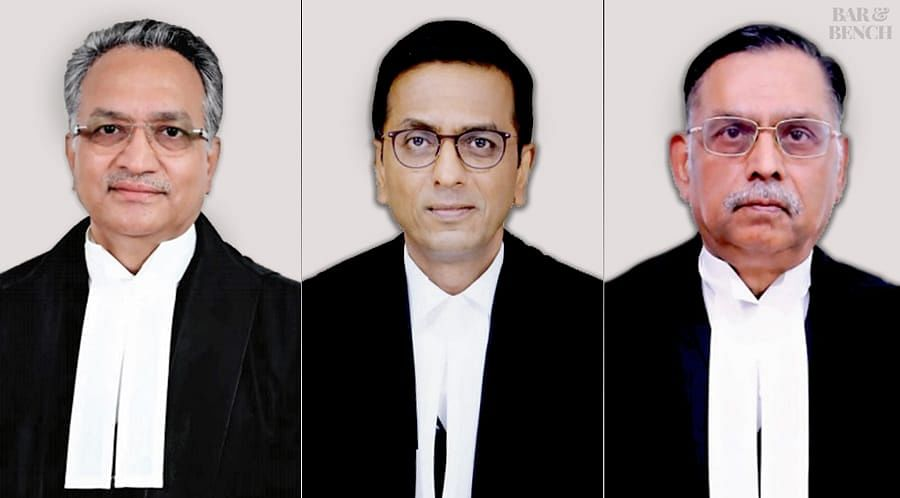 New Supreme Court Roster published, three more judges to head Benches