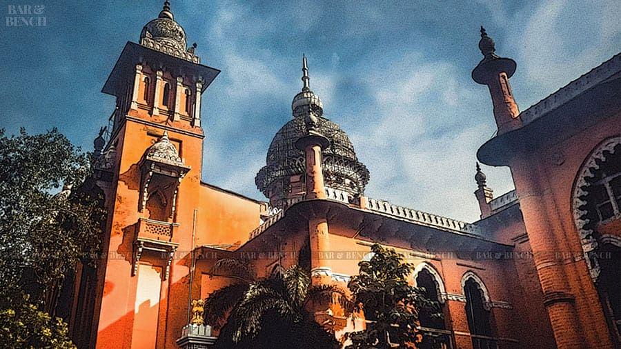 Madras High Court campus