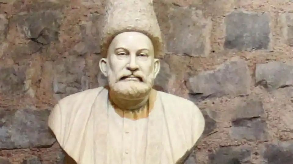Justice Ahmed is related to legendary poet Mirza Ghalib