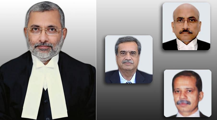 No pressure from Centre to elevate MR Shah, Hemant Gupta JJ, transfer Akil Kureshi J: Kurian Joseph J.
