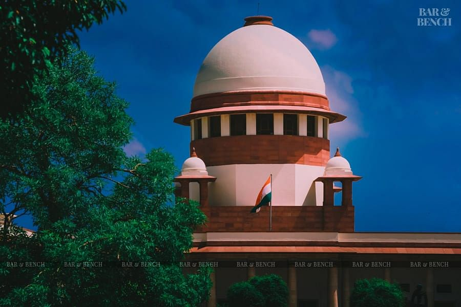 Sant Ravidas Temple to be a permanent structure, not a wooden portacabin: Supreme Court