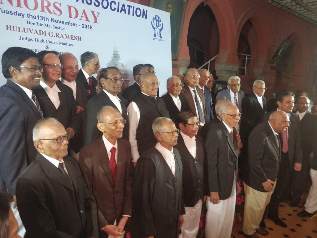 Madras HC bids farewell to Justice HG Ramesh, celebrates first ever Seniors Day