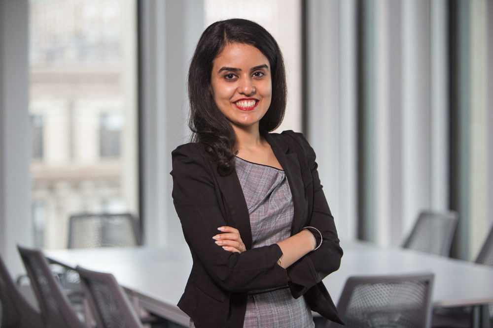 Meet Meher Dev, recipient of the 2018 Baker McKenzie Scholarship