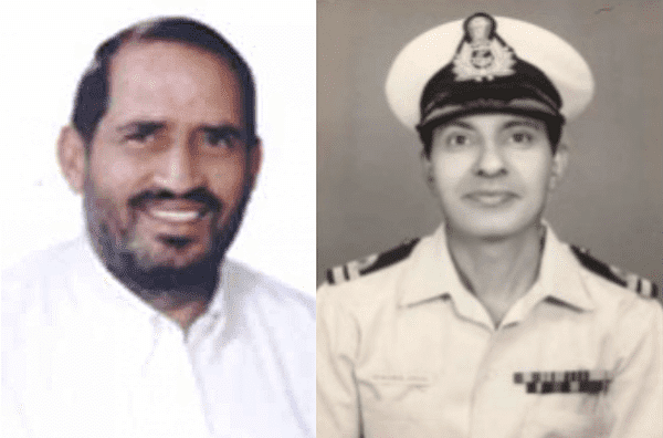 Congress Politician Balwan Khokhar and Capt. Bhagmal Singh