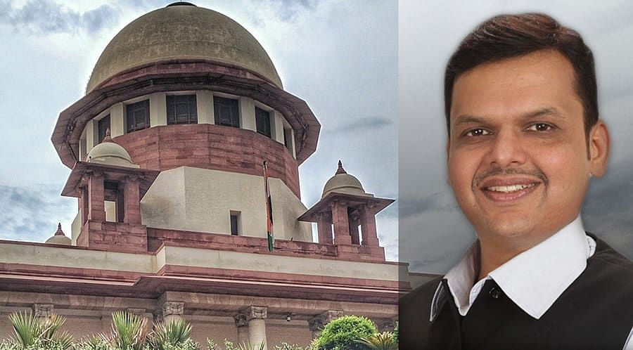 SC issues notice to Maharashtra CM Devendra Fadnavis for suppressing criminal cases in Election Affidavit