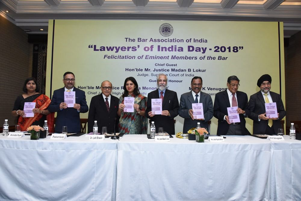 Bar Association of India journal The Indian Advocate releases issue on 'Women and the Law'