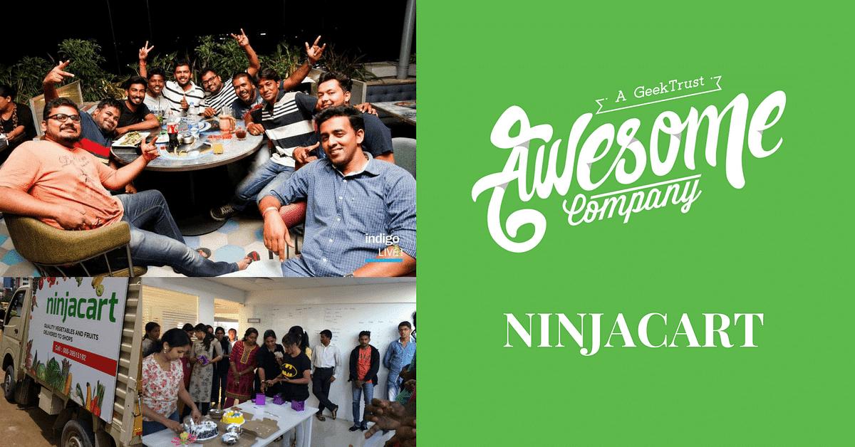 Bharucha, IndusLaw act on NinjaCart $35 million fund raise