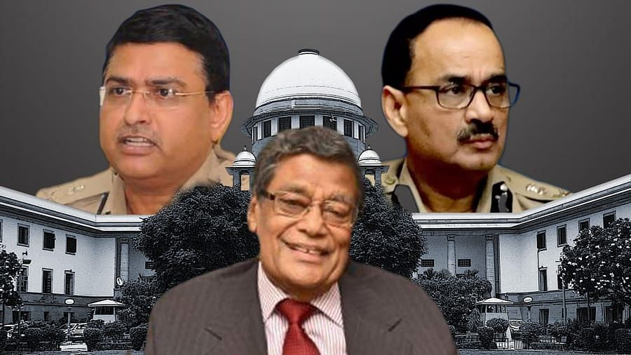 Top Two CBI Officers fighting like Kilkenny Cats, Attorney General KK Venugopal to SC