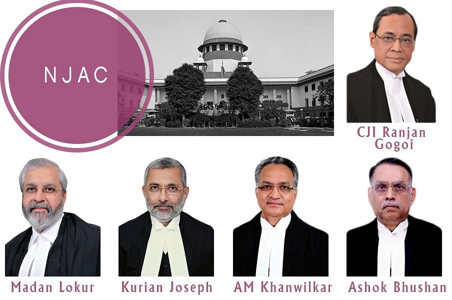 NJAC: Supreme Court dismisses Review Petition on Delay and Merits [Read Order]