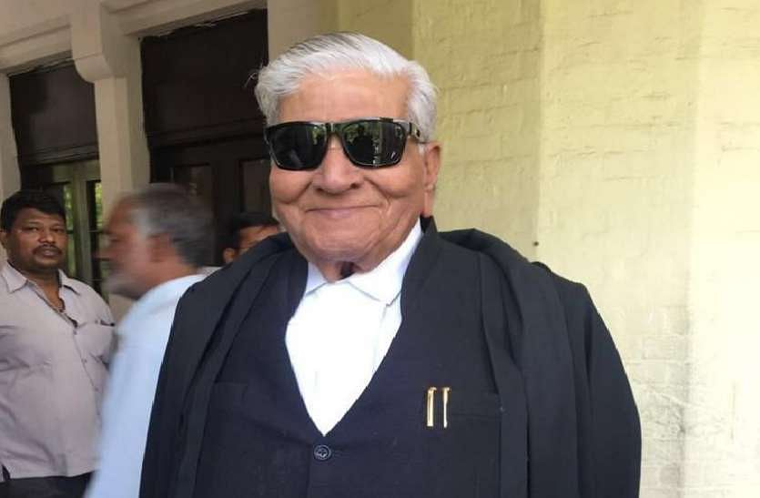 Madhya Pradesh Advocate General and Senior Advocate Rajendra Tiwari passes away