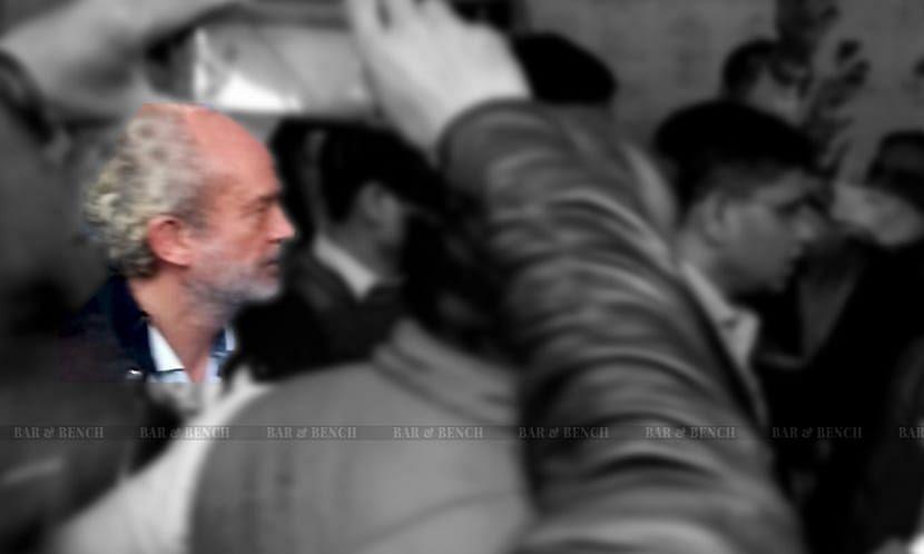 AgustaWestland: Christian Michel moves Delhi HC seeking interim bail for effective social distancing during COVID-19 pandemic