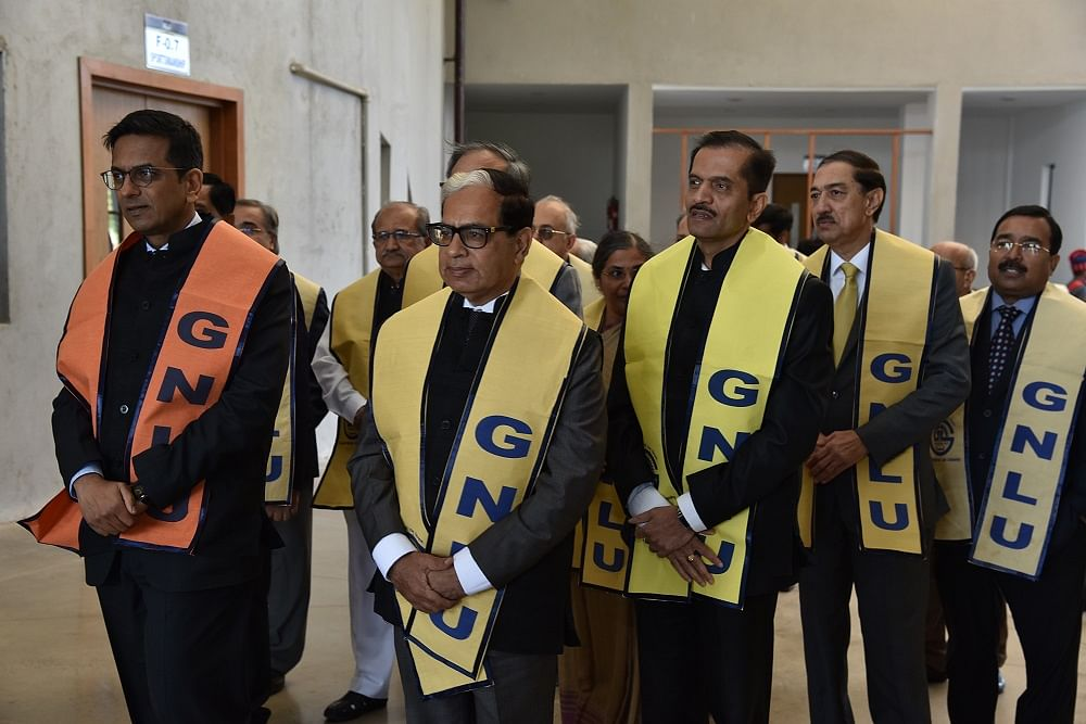 Legal education, in fact, begins when you start practice: Sikri J. at 2019 GNLU Convocation