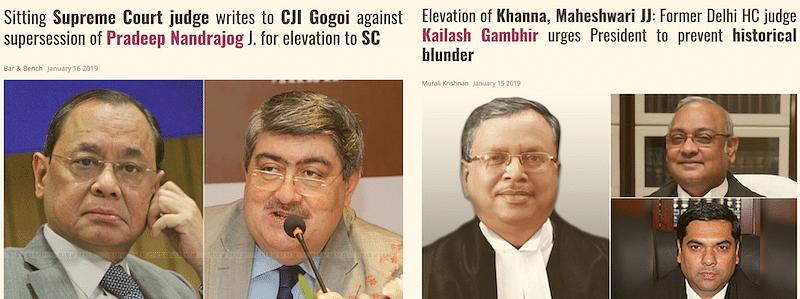 Breaking: Justices Dinesh Maheshwari, Sanjiv Khanna appointed judges of Supreme Court