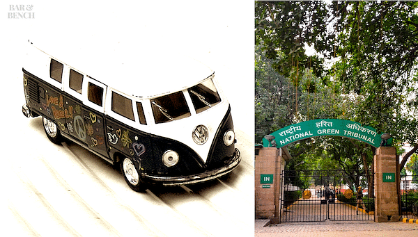 NGT directs Volkswagen to pay 100 cr deposit by 5 pm tomorrow to avoid arrest of Directors