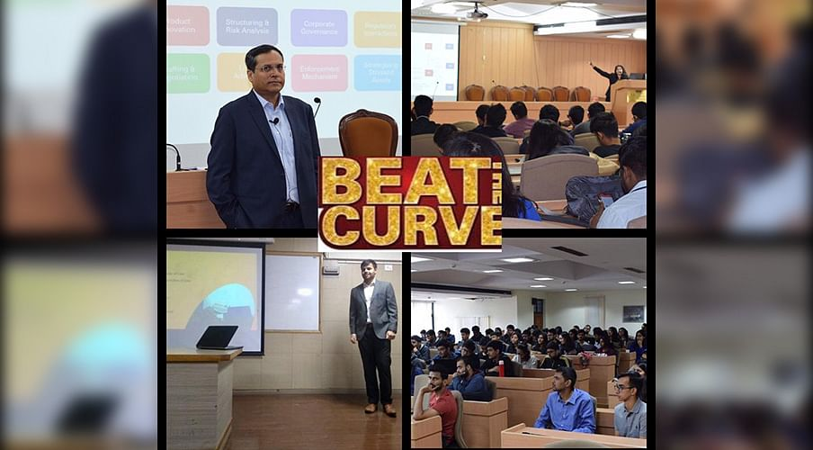 Beat the Curve: ICICI organises National-Level Competition for Law Students