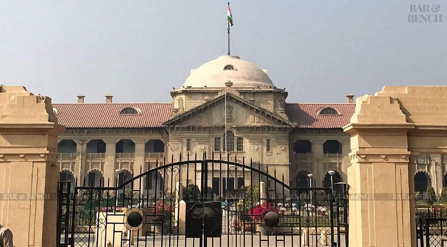 Can full-time salaried law officers be considered Advocates? What the Allahabad HC held