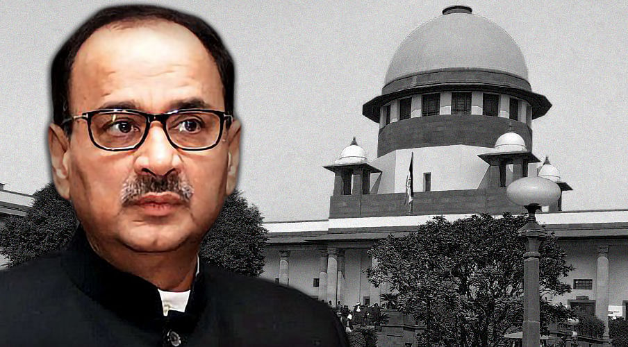 Breaking: SC sets aside order divesting Alok Verma of CBI Director powers