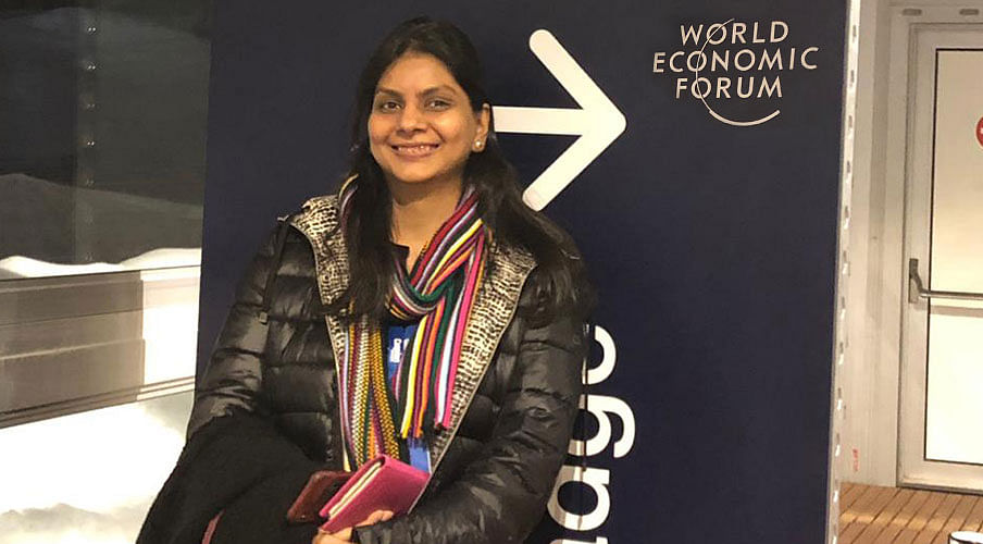 NDA Partner Pratibha Jain speaks at World Economic Forum, Davos