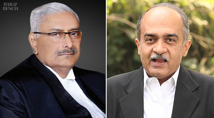 Haren Pandya: Why fresh petition when Criminal Appeal is pending, SC to Prashant Bhushan