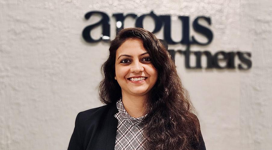 Argus promotes Nidhi Arya to partnership in Kolkata