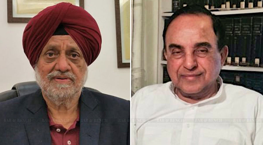 [Live Updates] Subramanian Swamy appears for Cross Examination in National Herald Case