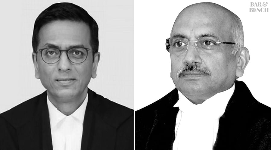 Justice DY Chandrachud and Justice Hemant Gupta