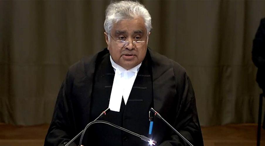 Harish Salve represented India before the ICJ