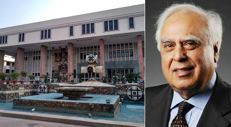 Eviction proceedings against Jawaharlal Nehru Memorial Fund illegal, Sibal to Delhi HC