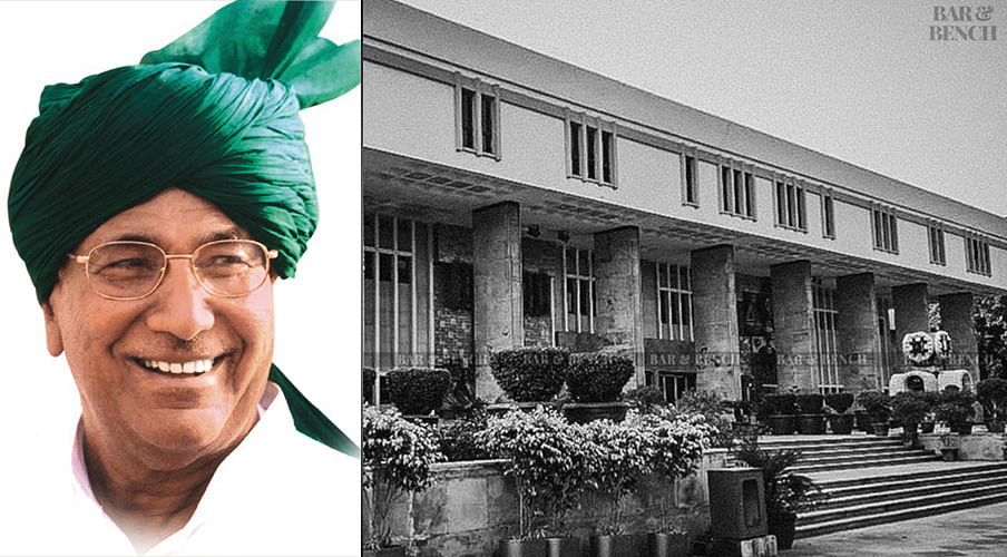 Delhi HC asks govt to consider former Haryana CM OP Chautala's early release