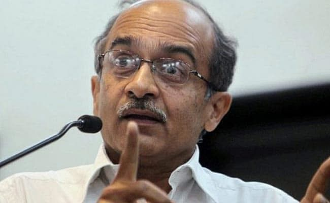 After AG KK Venugopal, now Central government also files contempt petition against Prashant Bhushan