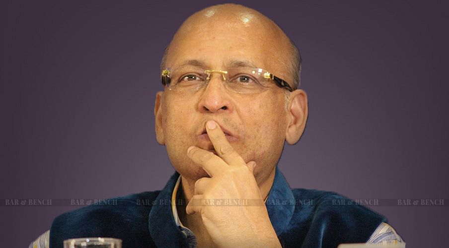 Operation successful but patient dead, AM Singhvi on Delhi HC judgment denying bail to P Chidambaram