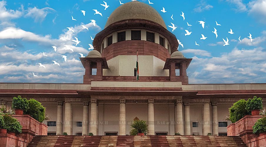 Supreme Court refuses to entertain plea challenging order to pay maintenance as condition for anticipatory bail