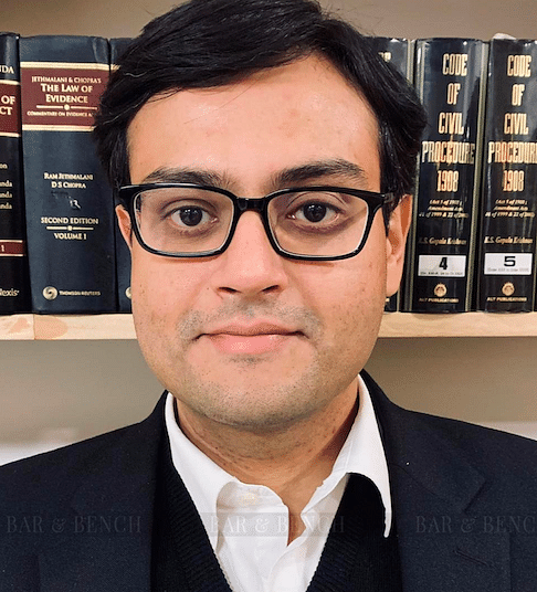 Amit George is an Advocate at the Delhi High Court.