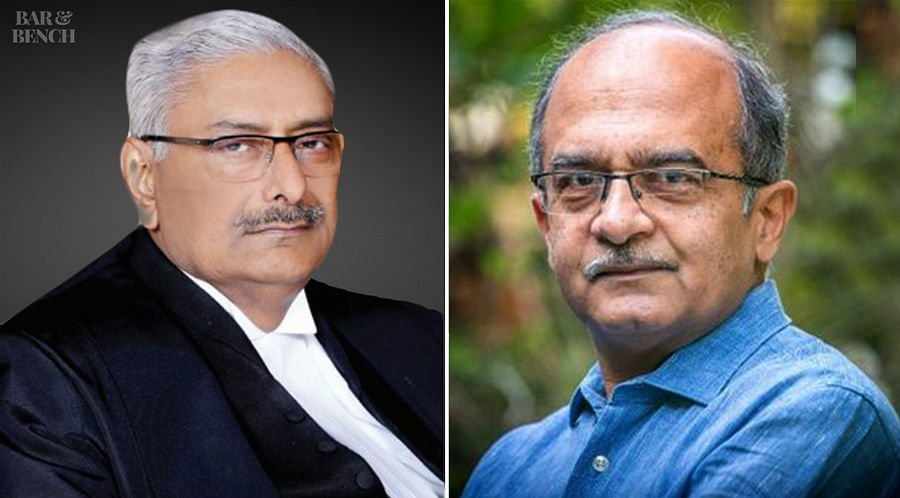 Prashant Bhushan was asked to pay Re 1 as fine for contempt of court over two of his tweets criticising the judiciary