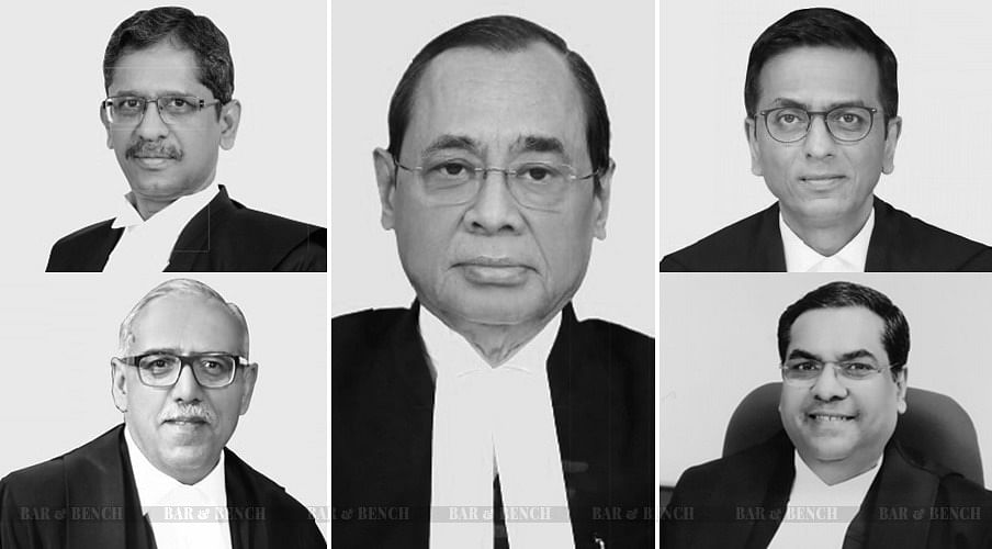 Supreme Court reserves verdict on applicability of RTI to CJI