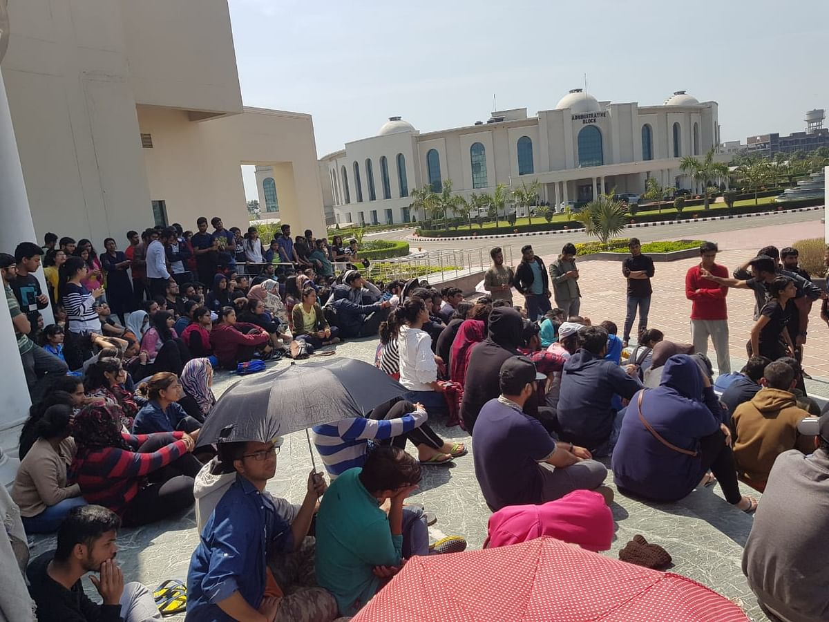 RGNUL protests day 4